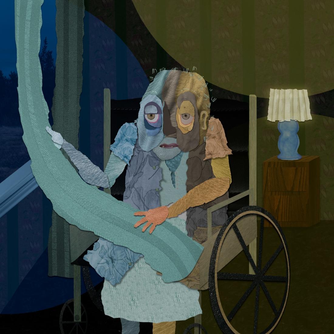 Edna Folding Curtains